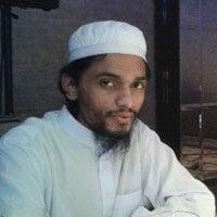 Instructor at Al Balagh Academy, Mufti Syed Waliullah Abrar Qasmi