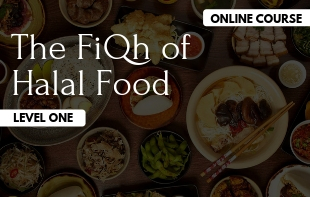 The Fiqh of Halal Food